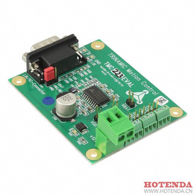 TMC5031-EVAL to TMC248-LA-T component elettronico
